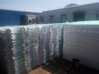 乌鲁木齐护栏 锌钢护栏 市政护栏