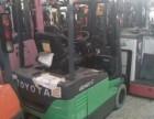 常州二手1.5吨合力电动叉车2吨杭州电瓶叉车直销