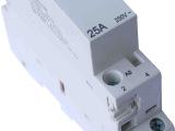 家用交流接触器CT-25A/2P 与正泰同等质量2NO 2NC