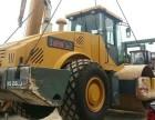 新城二手振动压路机公司,22吨26吨单钢轮二手压路机买卖