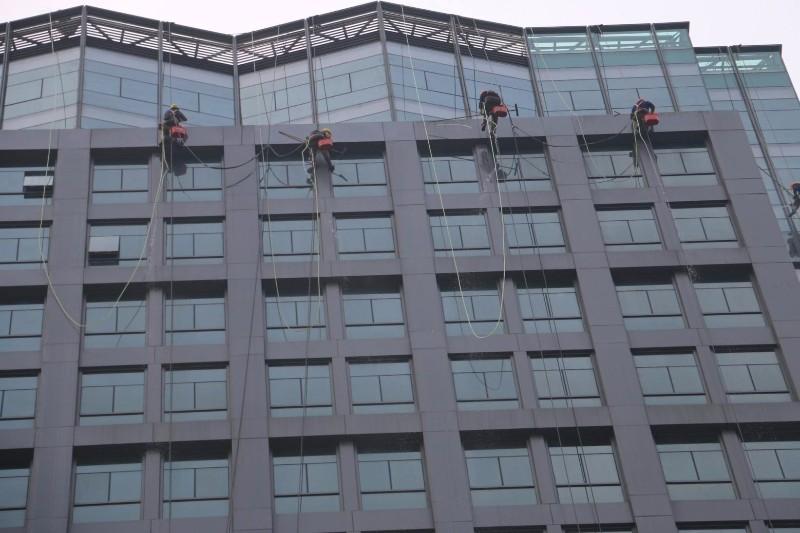 珠海保洁公司专业外墙清洗服务家政服务