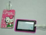 同创塑胶供应pvc软胶吊牌订做  有kitt猫 史努比等卡通图案