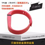 北京最好的硅胶腕带 改良TPU食品级硅胶 宝兰德斯