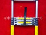 梯子关节梯子竹节伸缩梯子升降铝合金梯子家用梯厂家直销