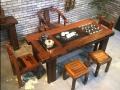 老船木家具老船木博古架泡餐桌老船木餐桌一手货源