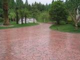 艺术压模地坪/彩色印花地坪/彩色水泥印花地坪哈尔滨齐齐哈尔鸡西