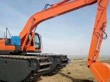 鄭州新密水上清於挖掘機租賃公司
