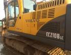 二手沃尔沃210BLC,240,360等挖掘机低价转让!