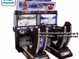 2寸高清连线环游连线赛车游戏机电玩城设备厂家