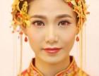 广州番禺区蔡边村新娘跟妆380元起,全新粉扑,头饰精美