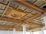 寺院寺庙佛堂吊顶大殿天花板装饰