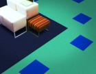 荷叶提供权威办公地毯价格 方块地毯价格