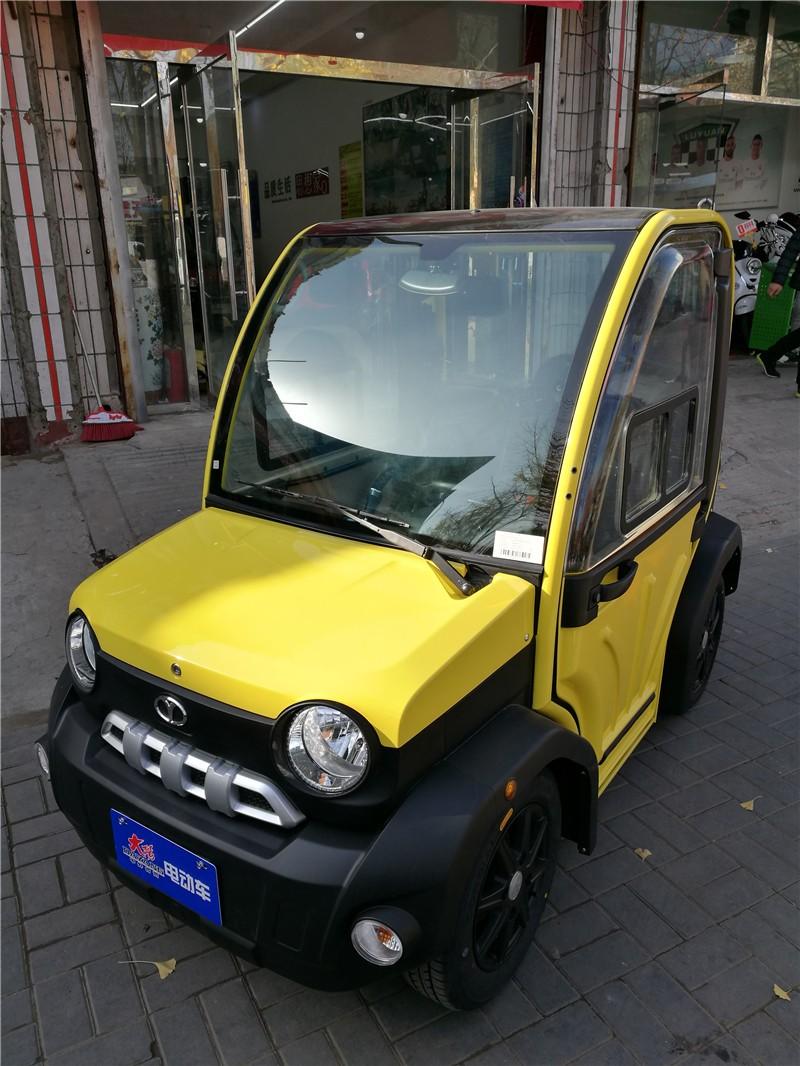 北京大阳四轮电动车