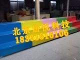 北京合乐彩色合唱台 木质伸缩合唱台厂家