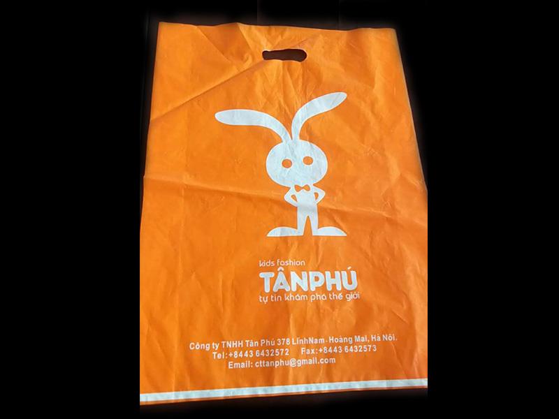 手挽塑料袋设计图片_手挽袋定制厂家哪家好
