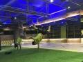 坦洲创美国际健身房