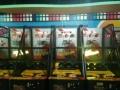 电玩城倒闭转让大量二手投币游戏机原装机