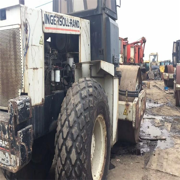 二手压路机临工14吨双缸轮,徐工单驱25
