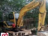 广州出租 挖掘机出租 天天租机网