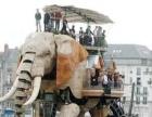 机械大象展览出租会走动喷火活动出租