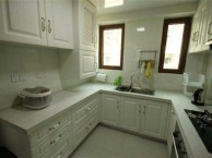 新买的新房二手房想本溪装修队装修,两室一厅一卫的