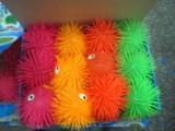 新款6号鼻子发光毛毛球1件起批 低价儿童玩具 义乌小商品厂家直销