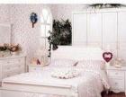 白色9成新双人床1.5X2米.售800元,另1白床