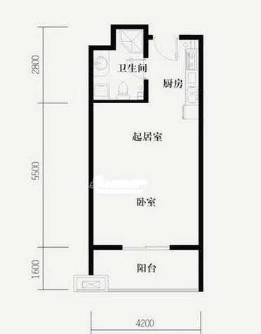 谢绝中介市中心星都嘉苑精装全配单身公寓拎包入住房东房源