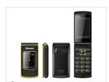 纽曼 V9正品触屏翻盖老人手机老人机大字大屏大声男女款老年手机