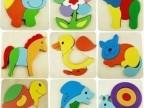 儿童玩具木制 立体拼图2-4岁宝宝启蒙拼板婴儿早教益智力积木