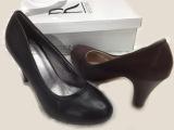 新款春秋时尚女式单鞋 韩版中跟女鞋批发 厂家直销