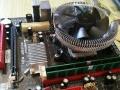 充新!4件套,双核处理器加4g内存加主板加散热器