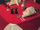 厂家直供 圆台布 圆餐桌布 椅套定做 婚庆椅套 酒店布草