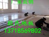 欢迎%唐山篮球场运动木地板原装现货 /微信SX
