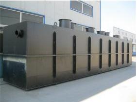 污水处理设备代理商——锦利程供应好的地埋式一体化污水处理设备