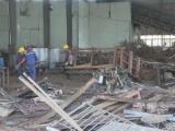 终于找到漳州厂房拆除废铁废钢结构回收的厂家