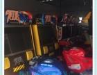 娃娃机等整场电玩城设备回收 回收各种大型游戏机