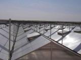 奥农苑温室大棚开窗系统齿轮齿条开窗