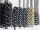 高端密度二股四股磨料丝内孔去毛刺专用刷 零件内孔去毛刺抛光刷