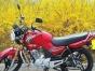 雅马哈天剑YBR125摩托车手续齐全