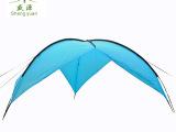 盛源 户外露营超大遮阳天幕 凉棚 雨棚 沙滩帐篷 防紫外线 4.