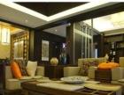 鸿福专业装饰办公空间-商场店铺-别墅-园林设计施工