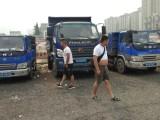 黄埔区垃圾清运车队