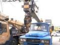 淄博张店吊车出租8吨、16吨、25吨、50吨