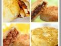 特色小吃加盟排行榜,黄金脆皮烧饼,街边热卖特色小吃