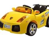 电动童车 带遥控可坐四轮电瓶车栋马电动童车 双驱动 一件代发