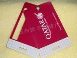 厂家优质供应PVC彩印塑料吊牌 服装吊牌 现货吊牌 吊牌定做 举