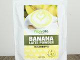 比亚乐福的莱香蕉拿铁粉500g 速溶冲调饮品果味冲饮韩国原装进口