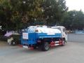 湖北合力厂家改装各种洒水车吸污车
