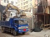 深圳建筑垃圾装修垃圾清运